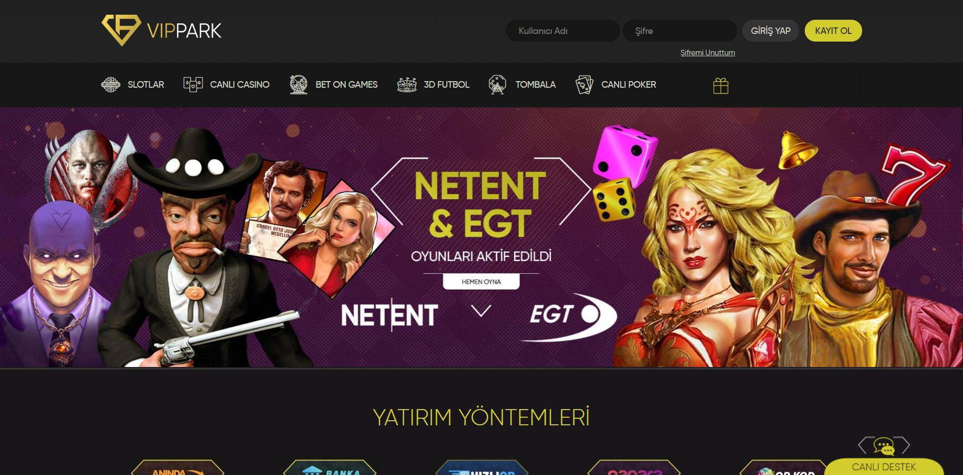 vippark-casino
