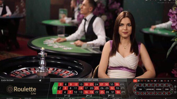 canlı casino rulet
