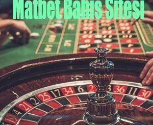 Matbet Bahis Sitesi